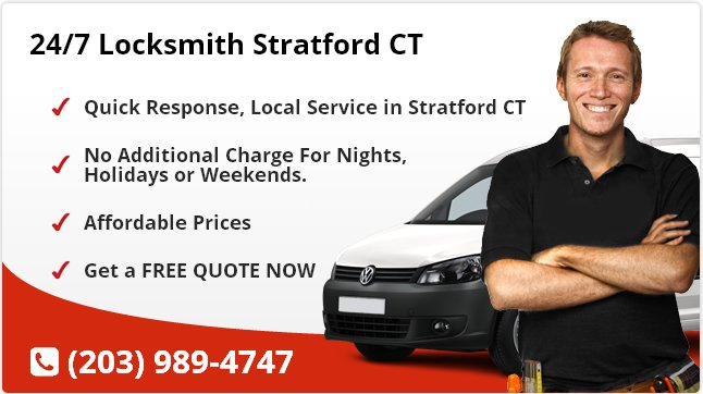 24 Hour Locksmith Stratford